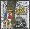 Germany 2014 Welfare. Fairy Tales 60c+30c self adhesive good/fine used